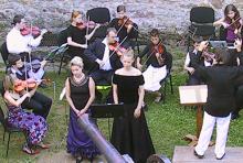 Concert des Solistes de Versailles en Slovaquie